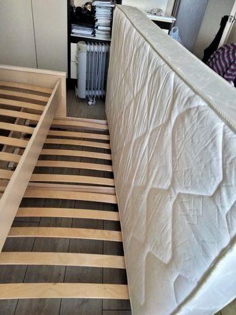 Продам матрас и выдвижное спальное место от подростковой кровати