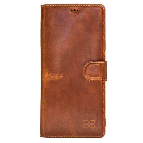 Husa Samsung Note 9, piele premium Bouletta, portofel, stand, 2 culori