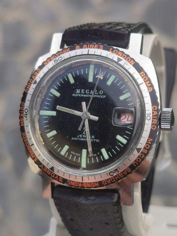 Ceas Megalo - Int. Manuala-36,5 mm