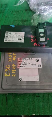 Kit pornire bmw e90 e91 e92.e93 325i 7577068 dme msv80