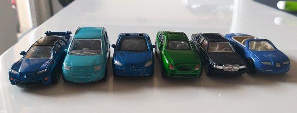 Автомобилни модели - MAISTO , Majorette - метални модели колички