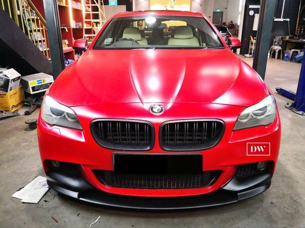 Prelungire Lip Buza Bara Fata BMW F10 Hamann Vorsteiner