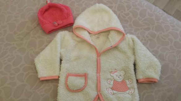 Бебешки дрехи 3-6 мес.