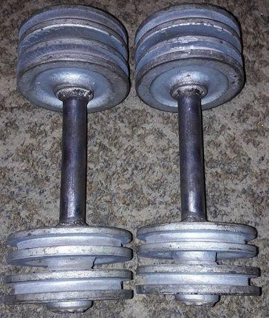 Гантели для силовых тренировок