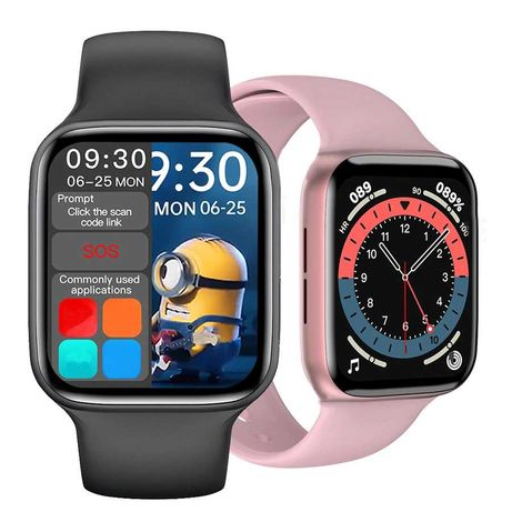 Смарт часовник HW16, Спортна фитнес гривна, Apple 6 Smart iWatch
