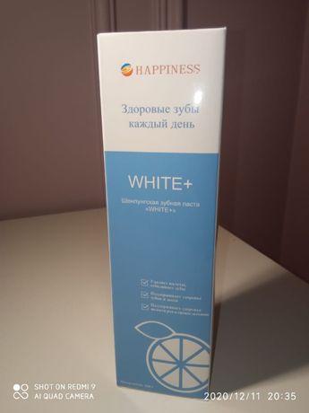 Зубная паста White+
