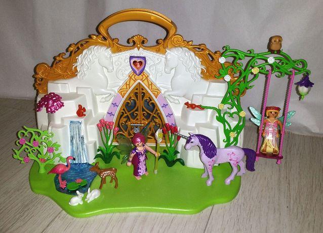 Playmobil Taramul zanelor cu unicorn