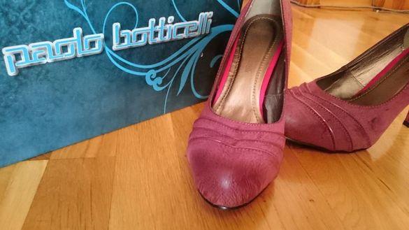 40 номер-чисто-нови - Paolo Botticelli - обувки на ток