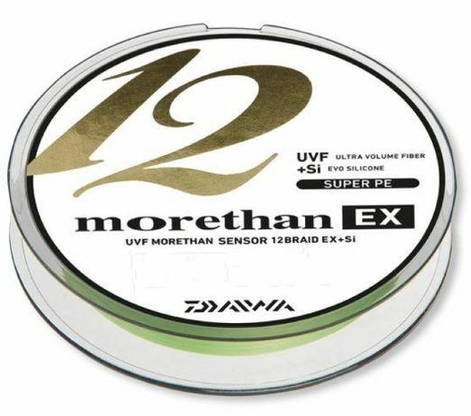 Daiwa x12 Morethan, Saltiga Плетено влакно 12 нишково