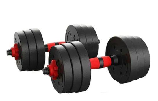 Дъмбели 2х10 кг,2х12.50кг,2х15кг, 2х20кг,гумирани ,Нови ,дъмбел ,гири