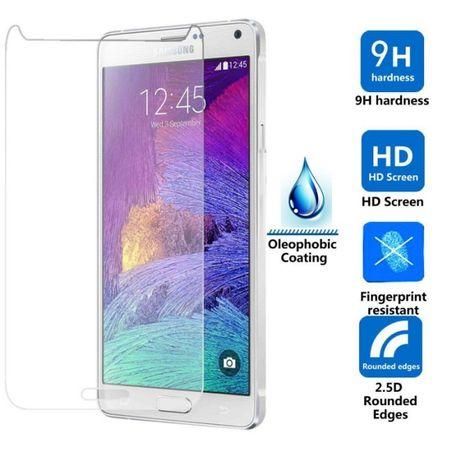 Folie sticla securizata Samsung Note 4, Note 5,Note 3