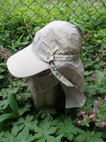 Продавам много лека бързосъхнеща шапка с голяма периферия и добро покр