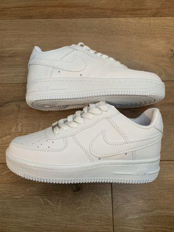 Adidasi dama barbati unisex Nike Air Force one 1 alb marimi 36 - 44