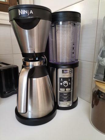 Aparat ,expresor de cafea, cafetiera ninja stare impecabila.