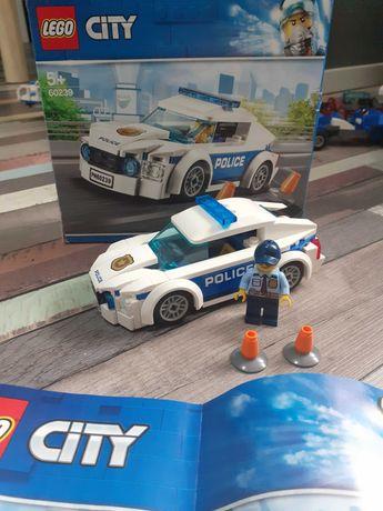 Lego City 60239 masina politie