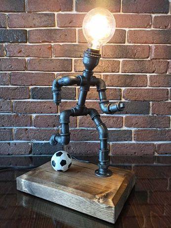 Настолна лампа Футболист
