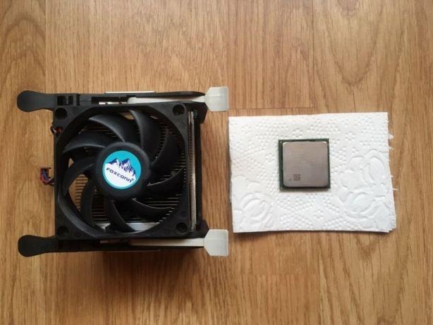 Cooler Foxconn + procesor Intel Pentium 4