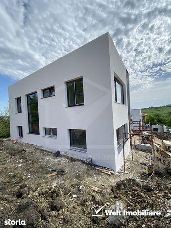 Casa individuala 5 camere, 210 mp utili, 330 mp teren, Borhanci