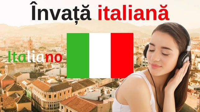 Meditații  limba italiană/ engleză