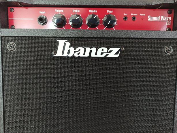 Amplificator chitara bass Ibanez SW 15