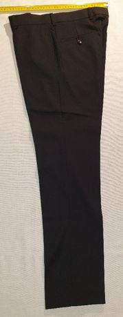 Продам классические темно-угольные мужские брюки NEXT