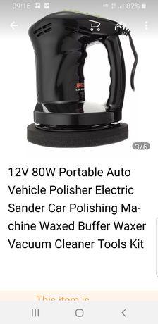 Комплект за полиране на автомобил