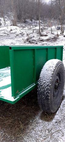 Vand remorca pentru tractor / motocultor