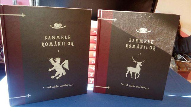 Carti Basmele Romanilor volumul 2