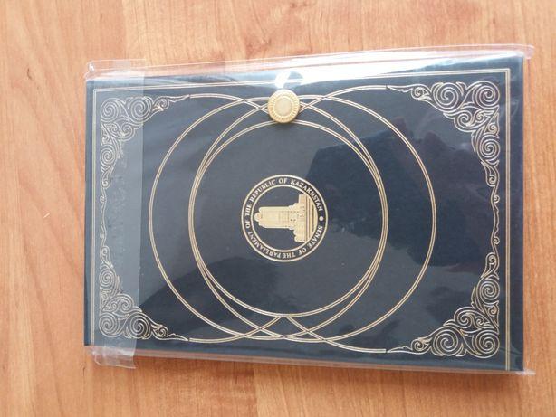 Эксклюзивный подарок-набор из визитницы и брелока от бренда EMPIRE