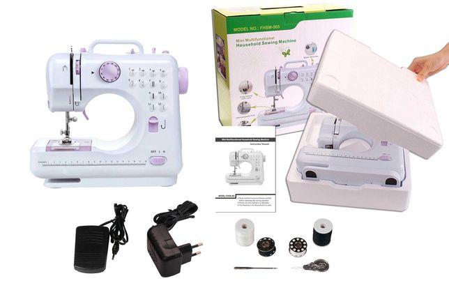 Швейная машина бытовая электромеханическая машинка Новая