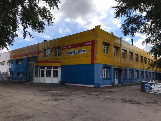 Гостиничный комплекс Байтерек