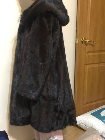 Шуба норковая за 50000