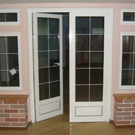 Пластиковые окна, двери.