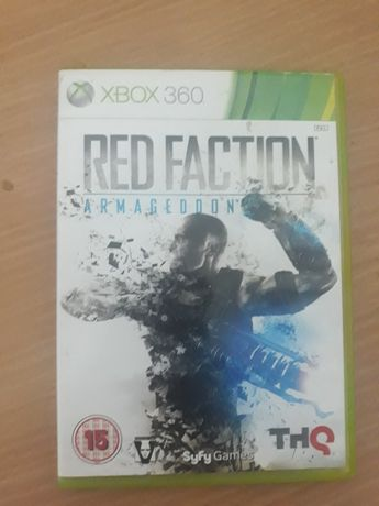 red faction armaghedon Joc consola xbox 360