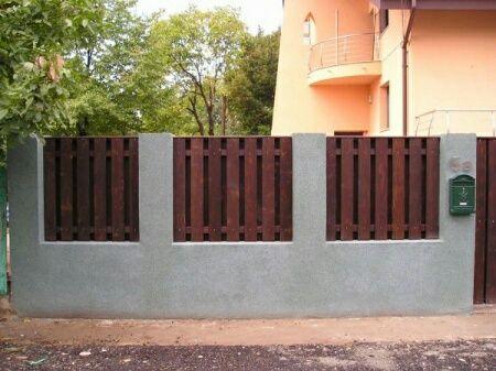 Construim garduri