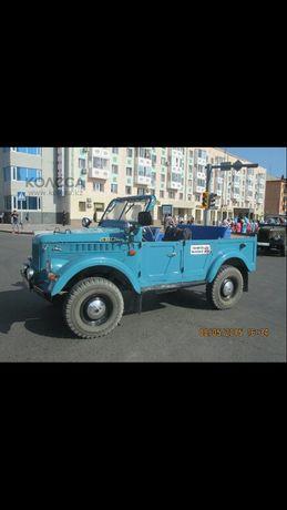 ГАЗ-69 А