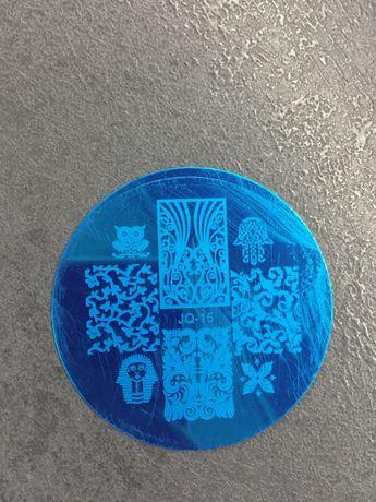 Шаблон за щампа печати