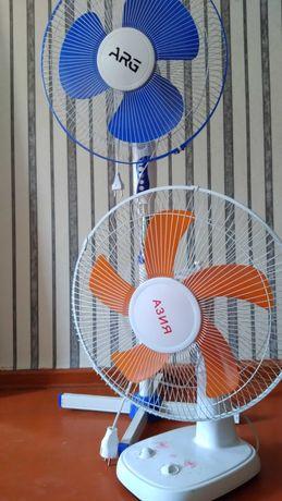 Продам 2 вентилятора