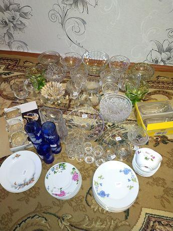 Продам посуду, цены от 150 до 1500