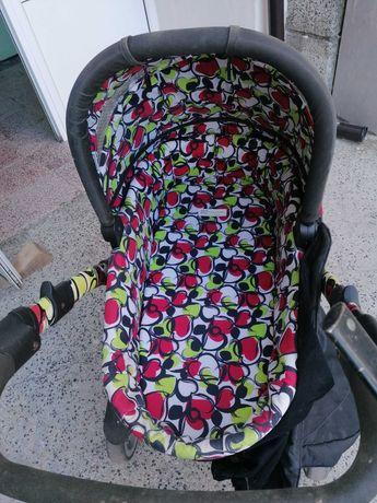 Зимна детска количка