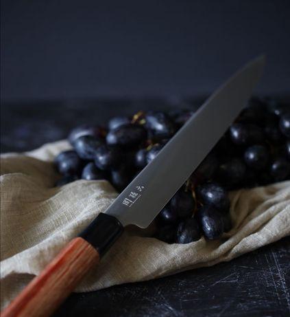 Японски нож KAI Seki Magoroku Red, включена доставка