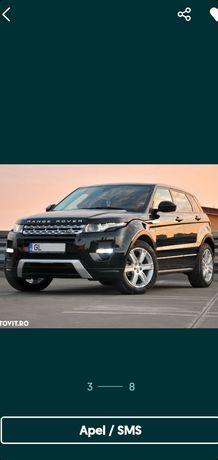 Land Rover Evoque. Variante