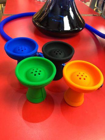 Чаши новые силиконовые