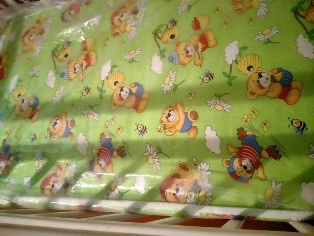 Матрас ортопедический на детскую кроватку