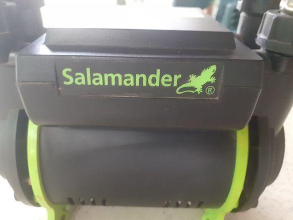 SALAMANDER CT50XTRA Регенеративна Двойна Помпа за Душ1,5BAR