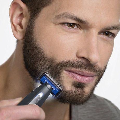 Триммер для мужчин для бороды и усов Micro Touch Solo, New Ver.2.0