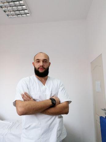Kinetoterapie - masaj