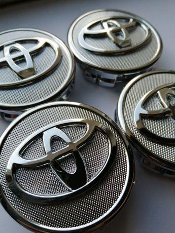 Toyota - Set 4 capace pentru jante aliaj