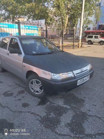 Продам ВАЗ2110 на ходу рус учёт за 500 тысяч тенге.