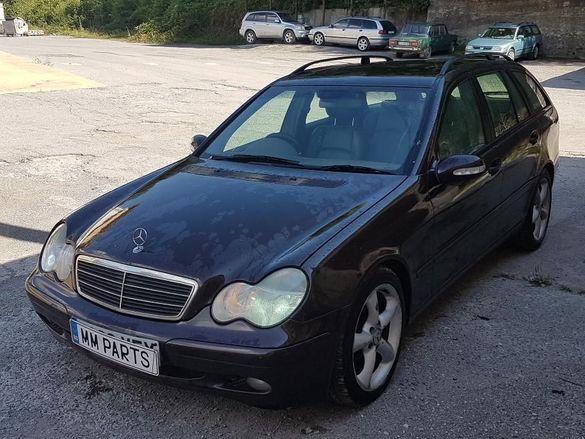 Mercedes w203 220CDI 143к.с. автоматик НА ЧАСТИ!